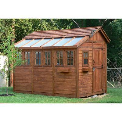 8' x 12' SunShed Garden Building