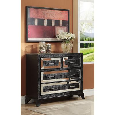 Glamour 4-Drawer Chest