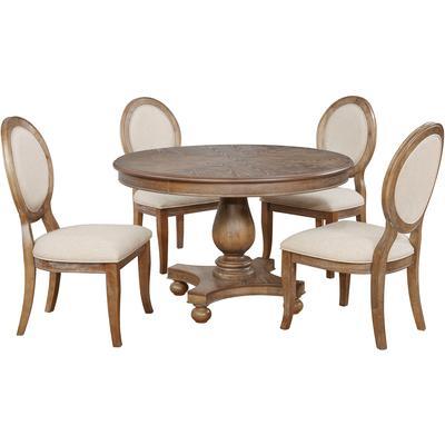 Lenoir 5-Piece Dining Set