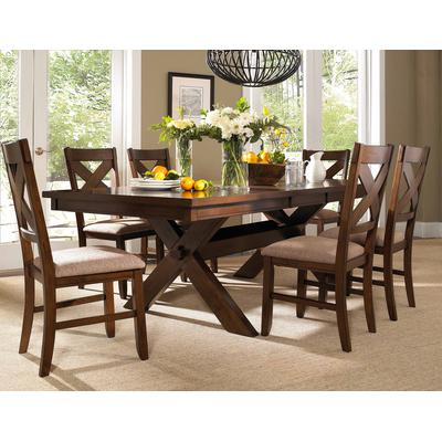 Powell Café 7-Piece Kraven Dining Set