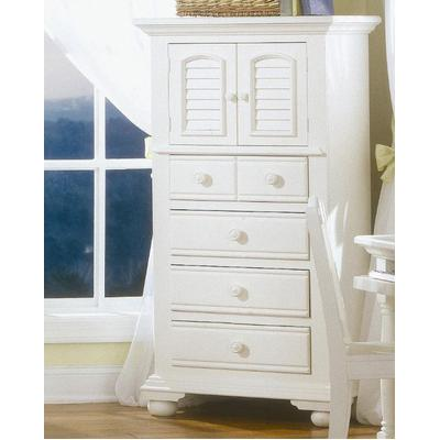 Cottage Traditions 4-Drawer Lingerie Chest