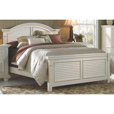 Cottage Traditions Full Panel Bed