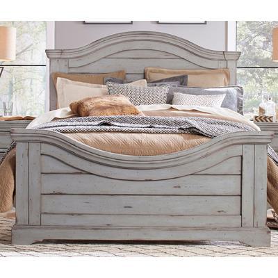 Stonebrook Full Panel Bed