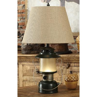 Camp Lantern Lamp with Night Light