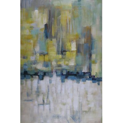 """""""Turbulence"""" Abstract Wall Art"""