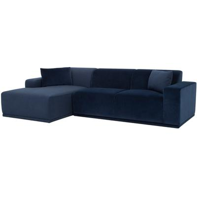 Leo Sectional with Left Hand Facing Chaise