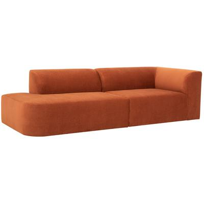 Isla Triple Seat Sofa with Right Hand Facing Arm