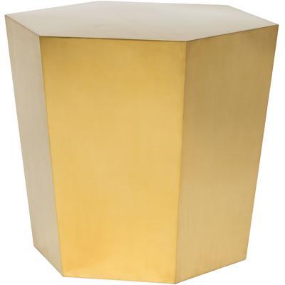 Hexa Tapered Side Table