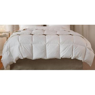 """Down to Earth 12"""" Sewn Thru Boxstitch Fall Weight Comforter"""