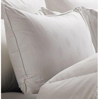 Kingsley Snow White Down Pillow - Firm Density