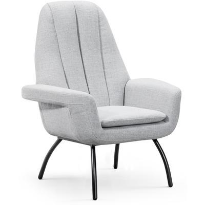 Alberto Chair - Light Grey
