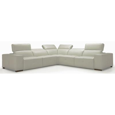 Camilla Motion Sectional with 3 Power Recliners - Sand