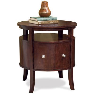 Manhattan Storage Lamp Table
