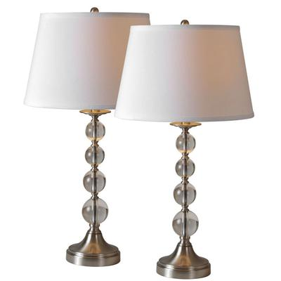 Venezia Set of 2 Table Lamps