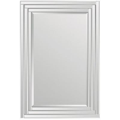 Bryn All Glass Mirror