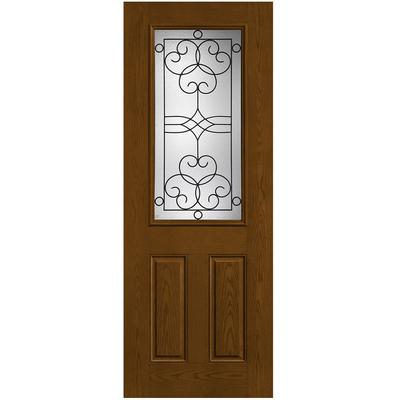 Fiber Classic Oak Door