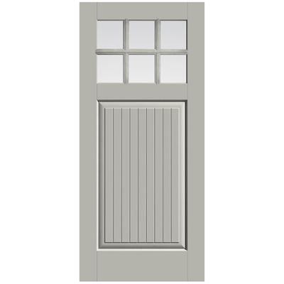 Classic Craft Canvas Door