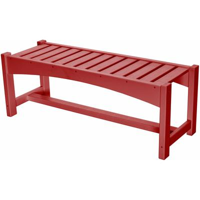 Dining Bench - Red