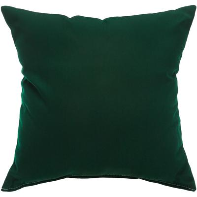 Sunbrella Throw Pillow - Forest Green