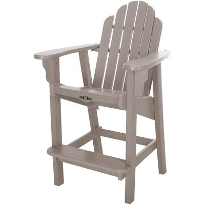 Essentials Counter Height Chair - Weatherwood