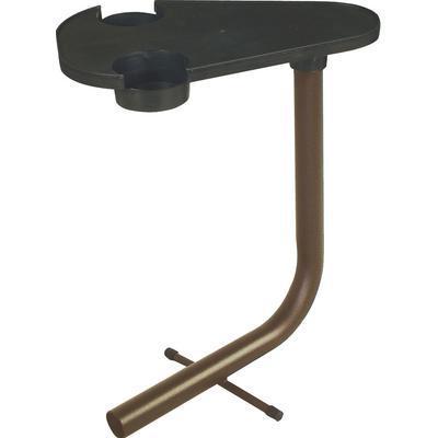 Steel Hammock Table - Bronze Pole