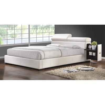Maxine Queen Upholstered Storage Bed
