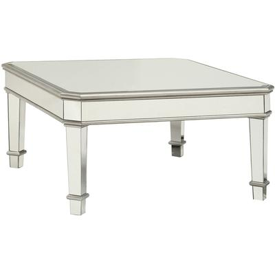 Cairns Square Beveled Top Coffee Table