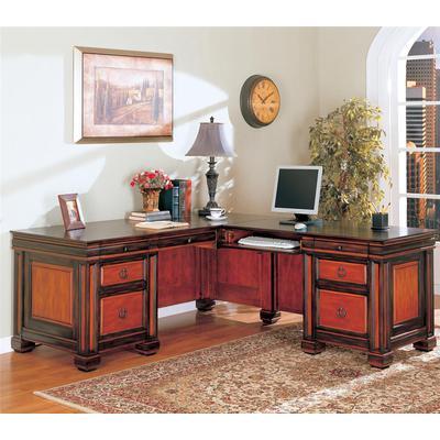 Tate L-Shaped Office Desk