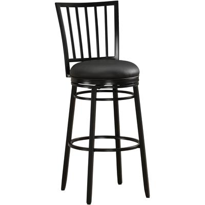 Easton Bar Height Stool - Black