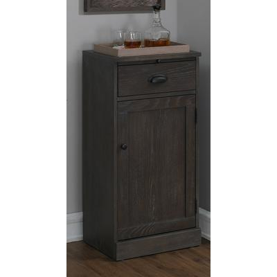 Valencia Wine Cabinet Right Modular Unit - Glacier