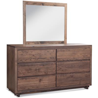 Norfolk 6-Drawer Dresser/Mirror