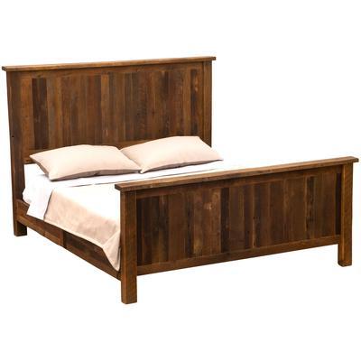 Barnwood Traditional Bed - Single