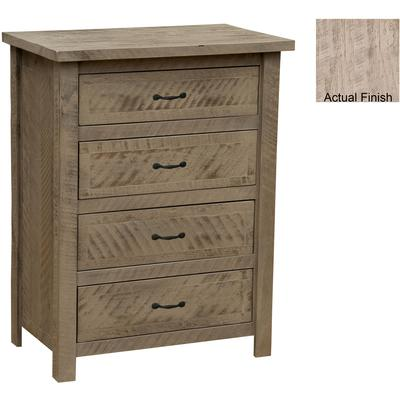 Frontier Value 4-Drawer Chest - Pebble