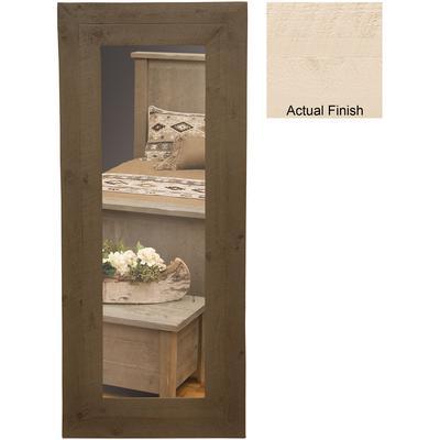 Frontier Floor Mirror - Cottonwood