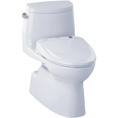 Carlyle Elongated Once Piece Toilet with Washlet