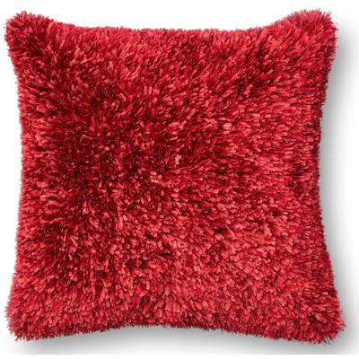 "22"" x 22"" Red Pillow"