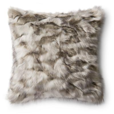 """22"""" x 22"""" Grey Pillow"""