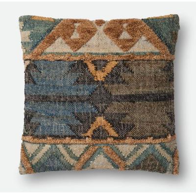 """22"""" x 22"""" Multicolored Pillow"""