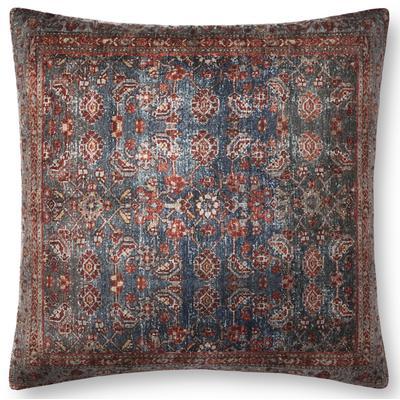 """36"""" x 36"""" Multicolored Pillow"""