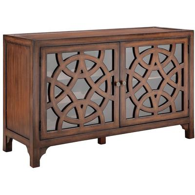 Mulan Two-Door Bar Cabinet