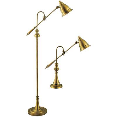 Watson Adjustable Pharmacy Lamp Set