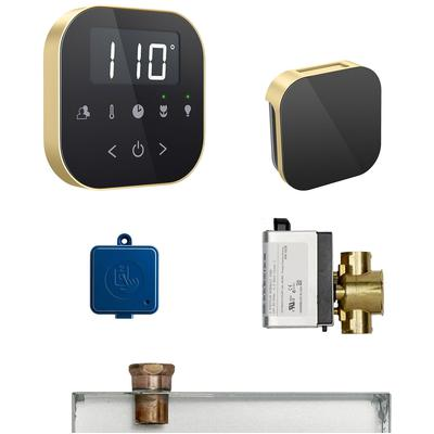 AirButler Package - Black/Satin Brass
