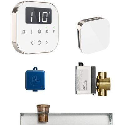 AirButler Package - White/Polished Nickel