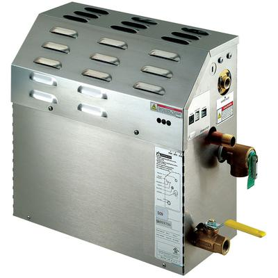 eSeries 7.5kW Express Steam Bath Generator at 240V with Express Steam