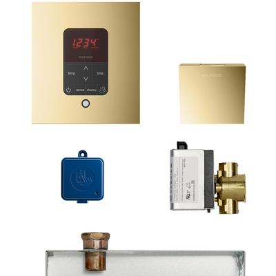 Butler Square Package - Polished Brass