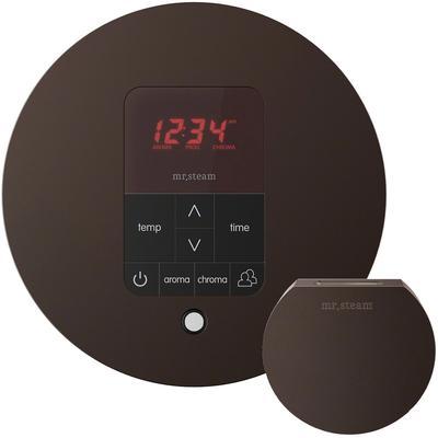 iTempo Plus Round Steam Shower Control - Oil Rubbed Bronze