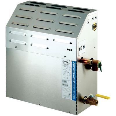eSeries 12kW Express Steam Bath Generator at 240V with Express Steam