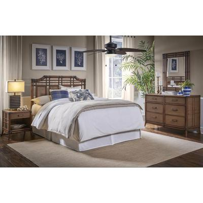 Palm Island 4-Piece Queen Bedroom Set