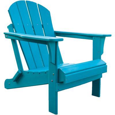 Panama Jack Polyresin Adirondack Chair - Teal