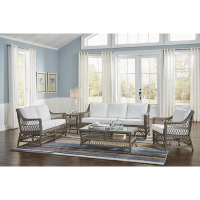 Panama Jack Seaside 5-Piece Seating Set - Indoor Beige